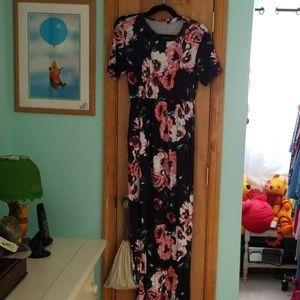 Maxi Dress with Pockets